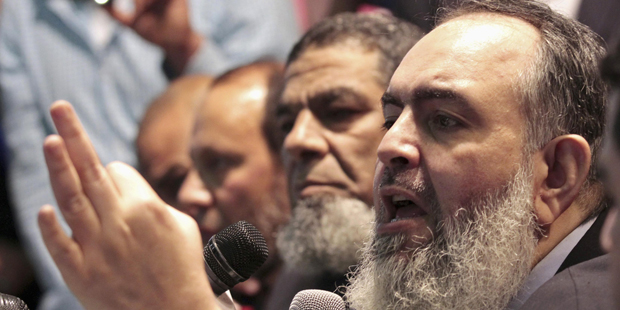 Abu Ismail asks allies to support MB: sources