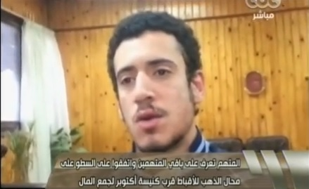 October Church attacker: We steal the infidels to militate against them!