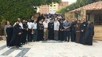 Council of Churches of Egypt held conference on leadership and management