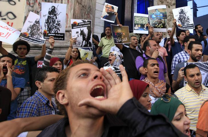 Egyptian crackdown risks spreading instability abroad, Islamist says