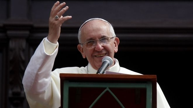 Pope Francis call to pray for peace in the Middle East