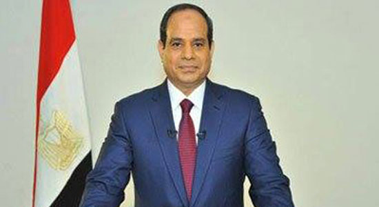 Priests of Suez congratulate al-Sisi on presidency