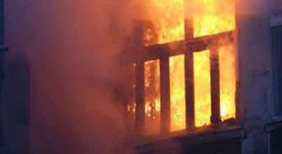 St. George Church in Minya set on fire
