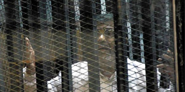 Morsi's Ithadeya trial adjourned to June 26 to hear witnesses