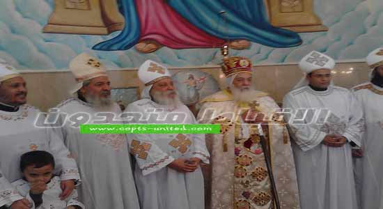 New priest ordained at St. Mark Church in Aswan`