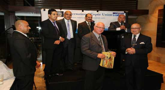 International Coptic Assembly opened in Australia