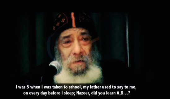 Foreigner for the world : English Documentary movie about H. H. Pope Shenouda
