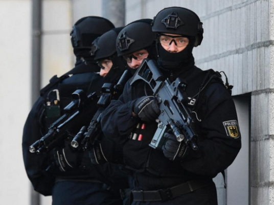 German police arrest two Algerians 'linked to IS'