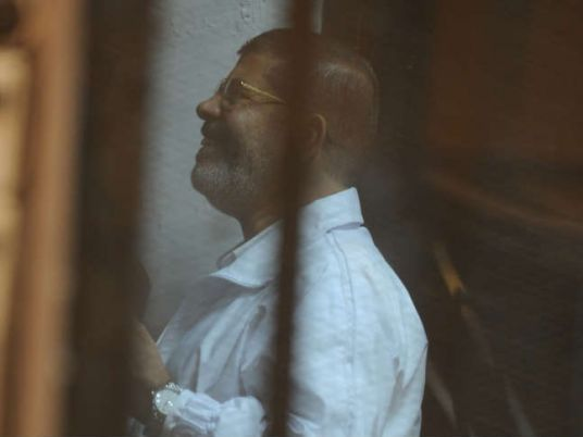 Morsi trial resumes over espionage charges