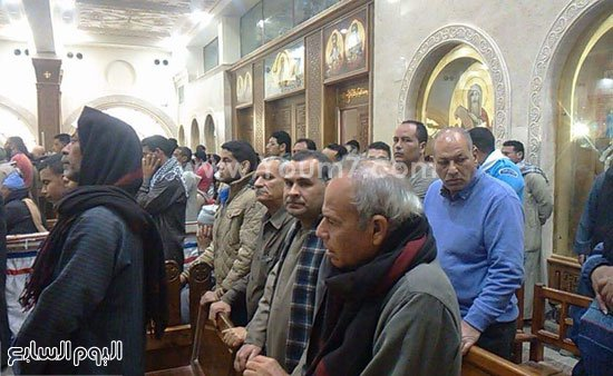Samalout church mourns anniversary of Copts' murder in Libya