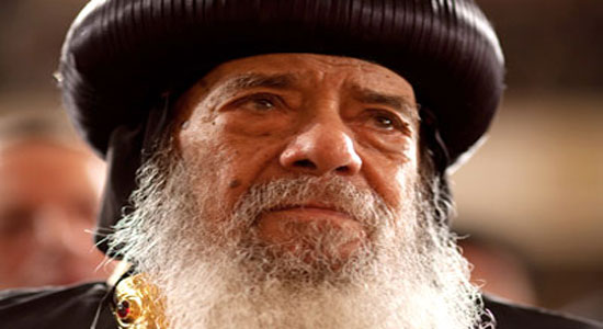 Church warns against production about Pope Shenouda without her consent