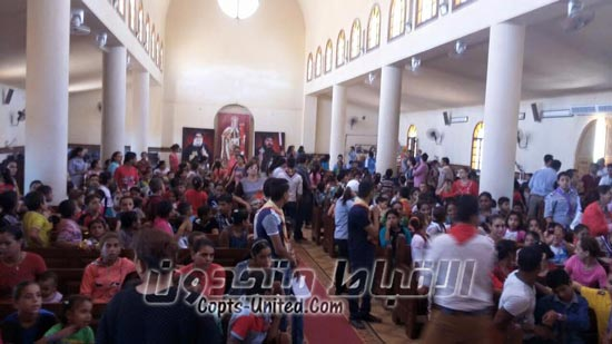 Minya Bishopric holds awareness campaign for children about sexual harassment