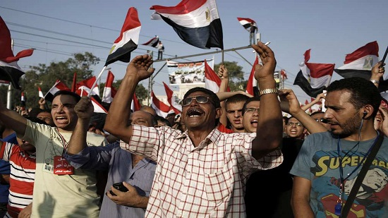 Egypt's only way out