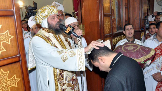 New priest ordained in Abnoub diocese