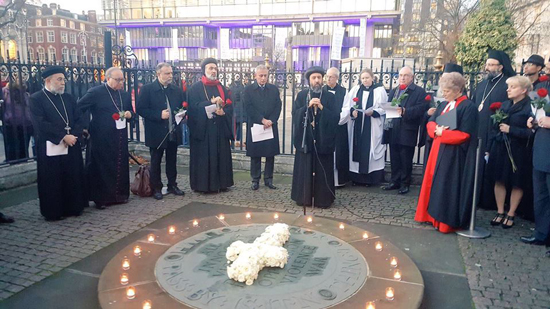 Archbishop of Canterbury: We pray for the victims of the bombing of St. Peter church