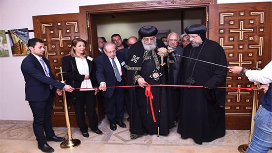 Pope opens conference of Coptic Heritage between Authenticity and Modernity