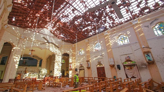 Egypt condemns Sri Lanka bombings, says targeting humanity
