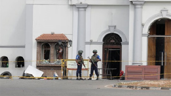 Sri Lanka detains 40 people in investigation of blasts; toll rises to 321