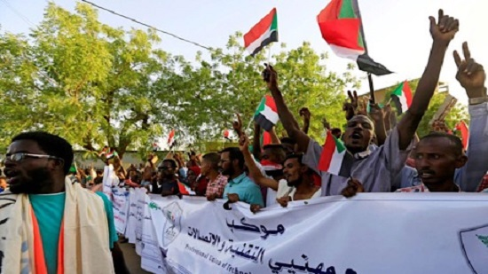 Sudans military council warns against road blocks as protests continue