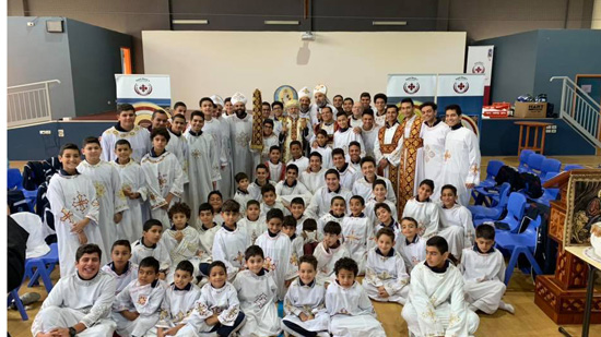 St. Mark college in Australia celebrates the martyrdom of its intercessor