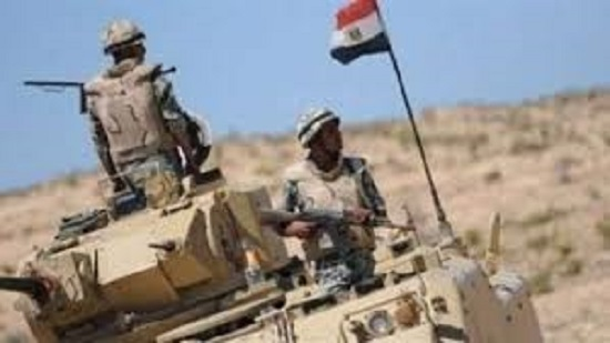 Fourty-seven militants, five troops killed in Sinai raids: Army