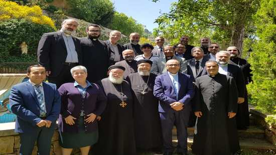 The Association of the Faculties and theological Institutes in the Middle East has a new start