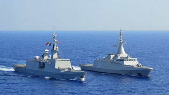 Egypt, France conduct naval exercise in Mediterranean