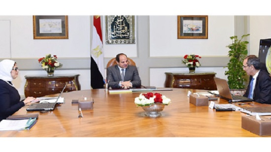 President Sisi orders intensifying efforts to share Egyptian health sector expertise with Africa