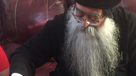 Copts in America celebrate the ordination anniversary of Bishop Takla