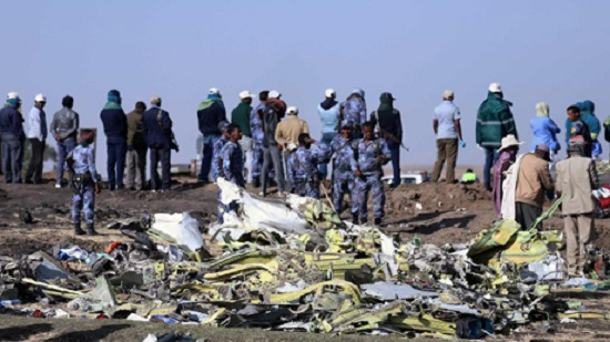 Egypt following up on identification of Ethiopian airliner crash victims