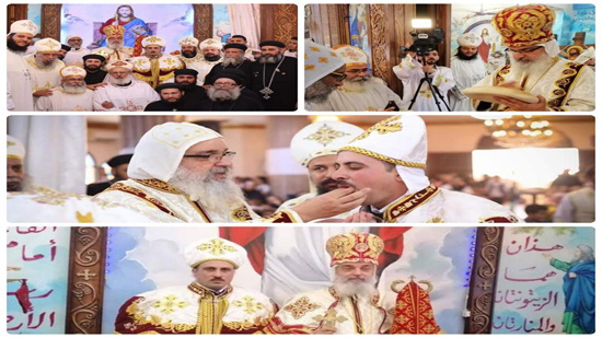 A new priest ordained in Sharqia