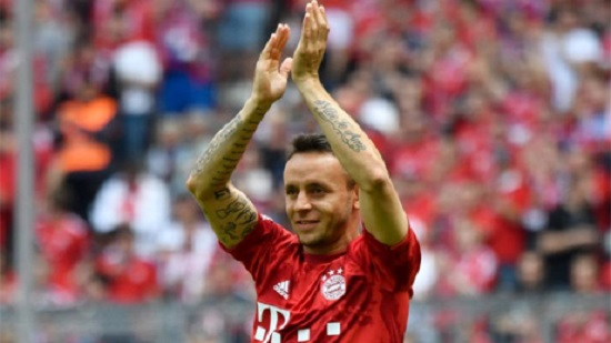 Bayern Munich defender Rafinha to join Flamengo