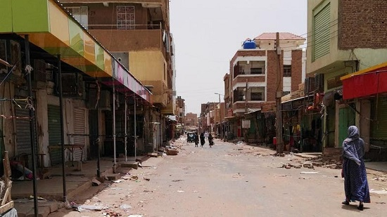 Shops open, buses run on day 2 of Sudan civil campaign