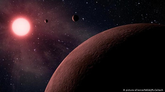 Kids in Germany to name exoplanet, star