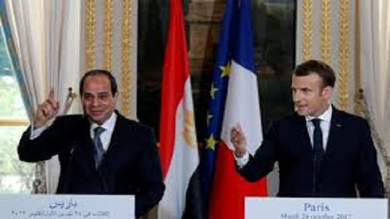 Egyptian, French foreign ministers discuss bilateral ties, regional developments by phone