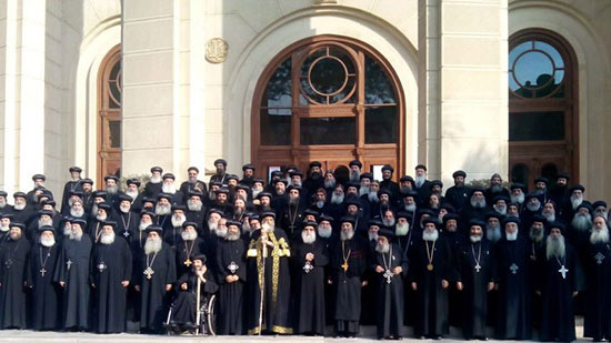 Church source: Personal status law was not included in the Holy Synod  s sessions