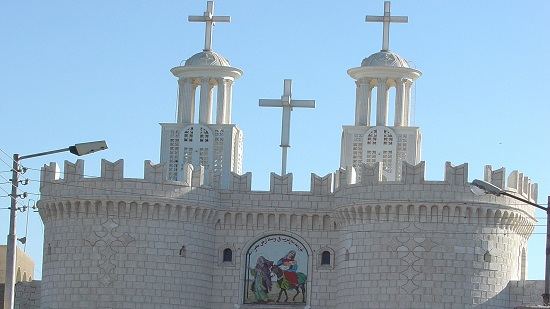 The Monastery of the Virgin al-Muharraq concludes its celebrations