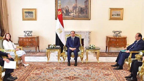 Egypts Sisi discusses migration and refugees issues with president of the UNGA