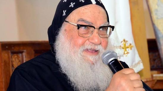 Bishop of Youth presides over the general meeting of the Copts of Minya