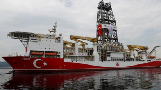 Turkey vows to keep drilling off Cyprus despite EU warnings