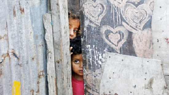 All eyes on Gaza