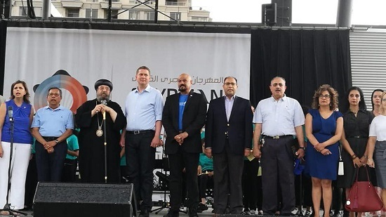 Ambassador of Egypt in Canada opens the second Coptic Festival in Toronto