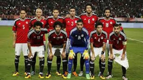 Egyptian football team
