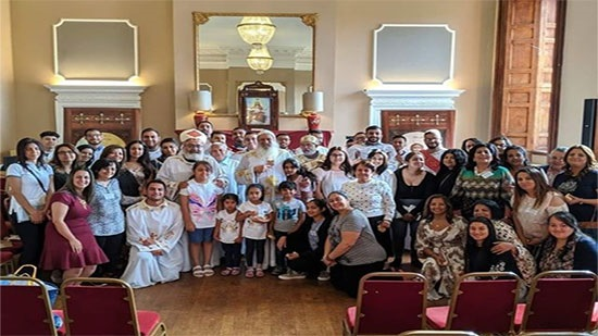 Coptic Church concludes its conference in Brighton
