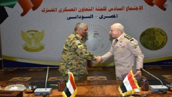 Egypts army chief-of-staff meets Sudanese counterpart in Cairo