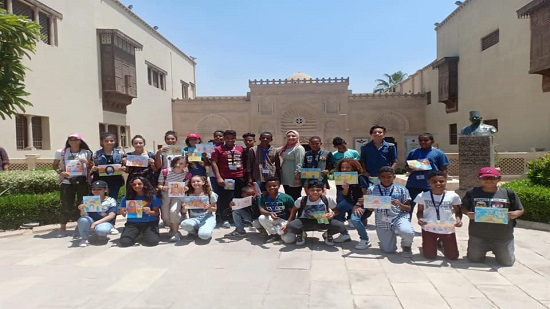Art workshops for the children of Upper Egypt at the Hanging Church