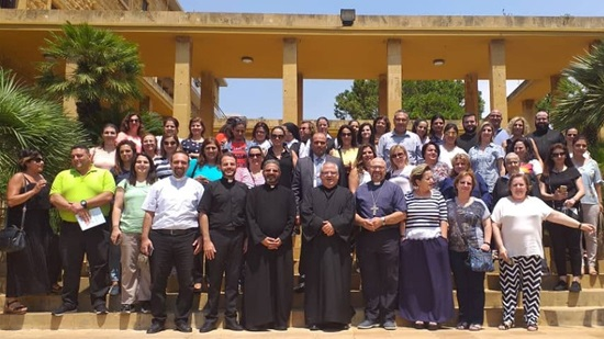 Egypt Participates in the Catechism Conference in Lebanon