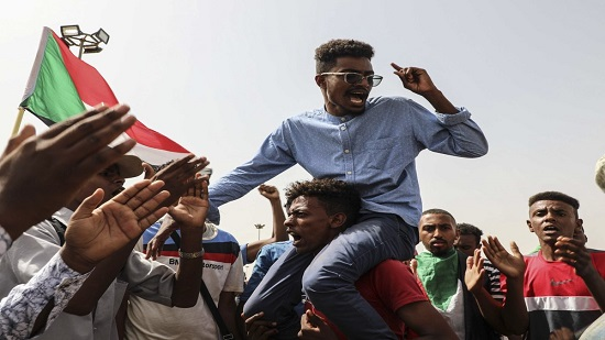 Four students shot dead at Sudan protest opposition medics