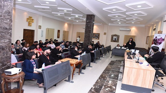 Logos Center hosts the conference of priests of the Gulf region
