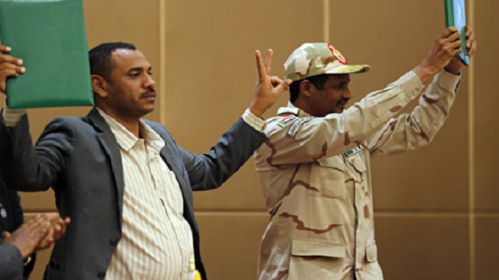 Sudan s Freedom and Change Revolutionary Front to continue dialogue on peace document after Cairo talks